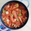 Fried fish stew