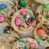 Christmas pebbles cookies