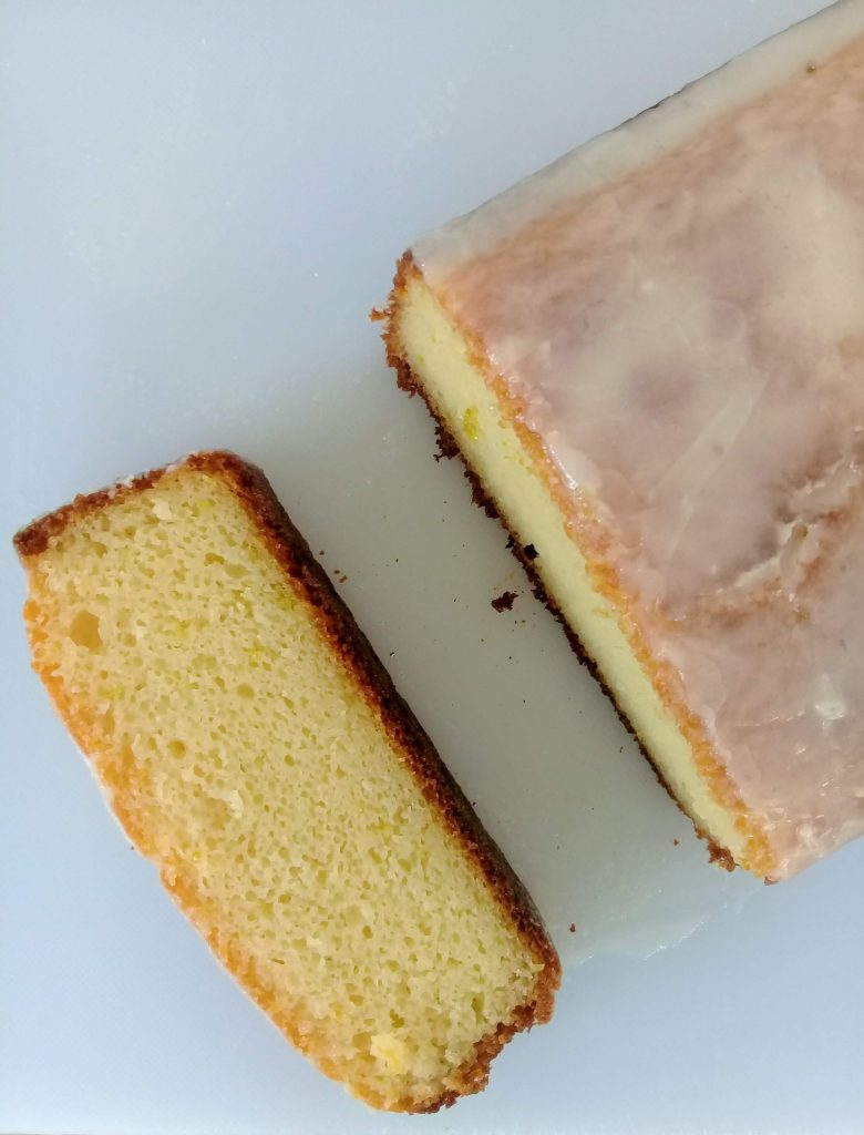 Dry Cake Simple Syrup